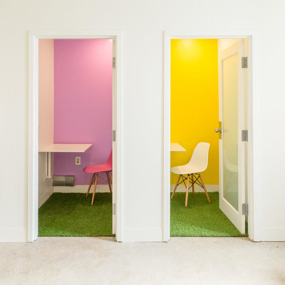 Make Lemonade - Co-work space - Toronto