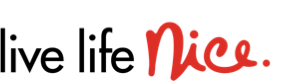 Live Life Nice Logo