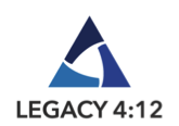 Legacy 4:12 Logo