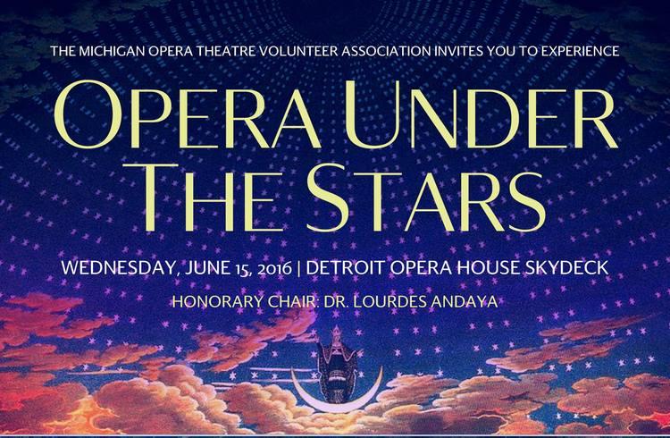 opera under the stars — detroit opera house sky deck