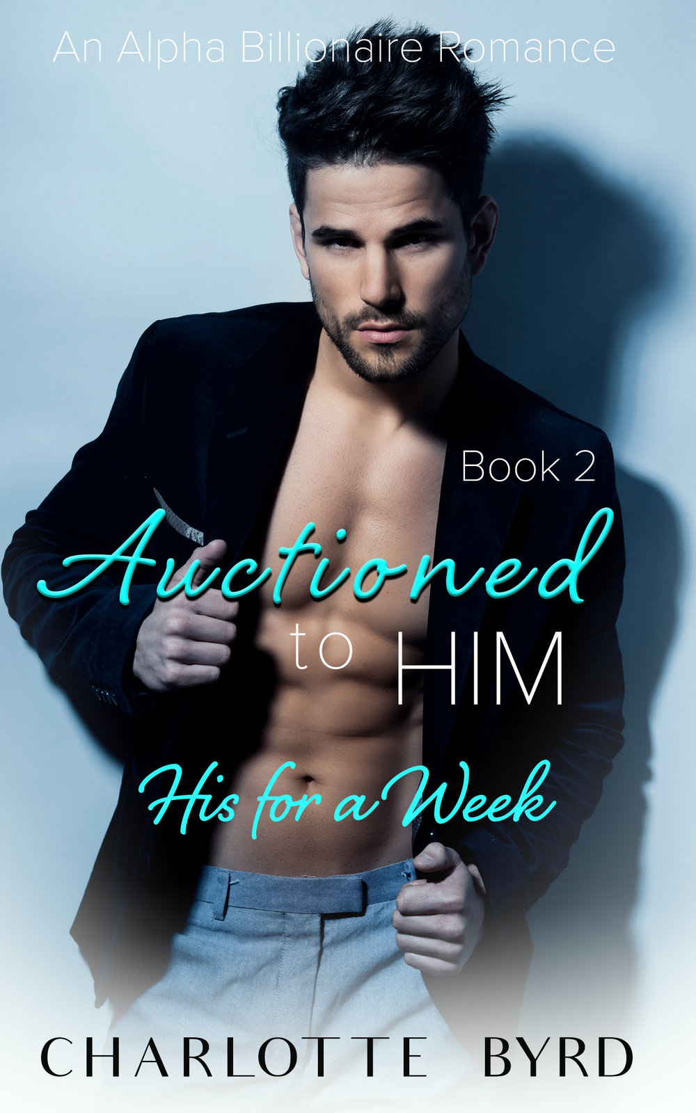 FREE on Kindle Unlimited! - Aiden I wanted to own her from the minute I saw her. That's why I bought her for the night at my yacht party, but that one night wasn't enough. I crave her. I have to have her. And for the first time, in a long time, I feel like I'm falling for someone. That can't be right. I'm a confirmed bachelor. I love one-night stands and women who leave in the morning. But Ellie is different. She challenges me. She doesn't listen. She frustrates me on every level and that makes me want her even more. It's not just sex I want. Oh, no…I want more. This week, there are no rules. WARNING: This is a HOT modern day dark erotic romance with an alpha billionaire for fans of EL James, Kira Blakely, and Madison Faye. It contains light bondage, no pain, just pleasure, NO CHEATING, No Cliffhanger, and a Happily Ever After for now. **Book 2 of Auctioned to Him contains Book 1 and BONUS steamy romance novels!**