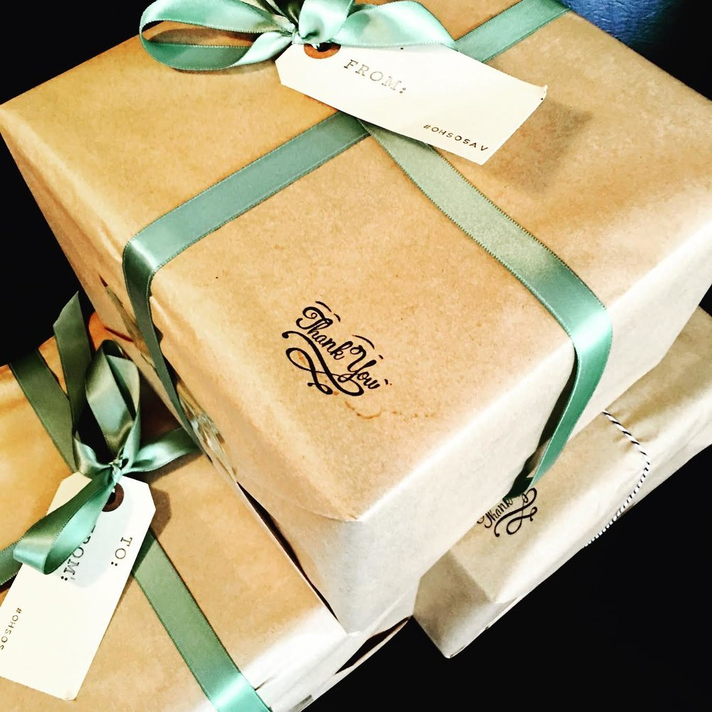 Custom Corporate Holiday Gifts