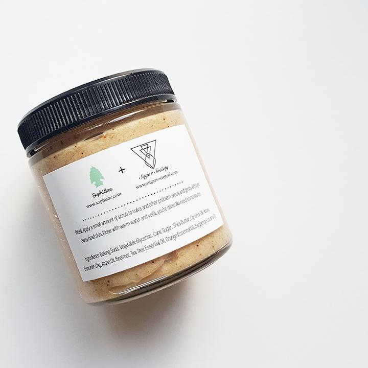 Custom Product For Sugar Society SF