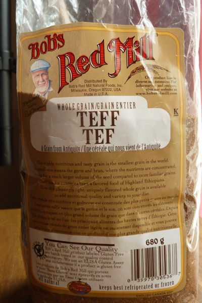Buy Bob's Red Mill Teff