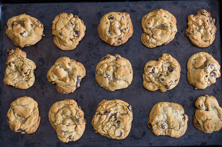 Chocolate Chip Cookies | ediblesoundbites.com