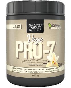 Vegan Vanilla Protein Powder | ediblesoundbites.com