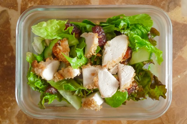 Eat Clean Diet Cooler 2 Salad