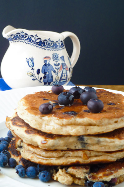 Michael Smith's Fast Flavours Pancakes