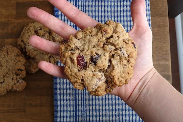 Giada's Oatmeal Cookies