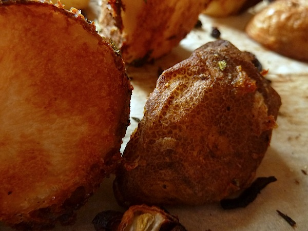 Crunchy Potatoes