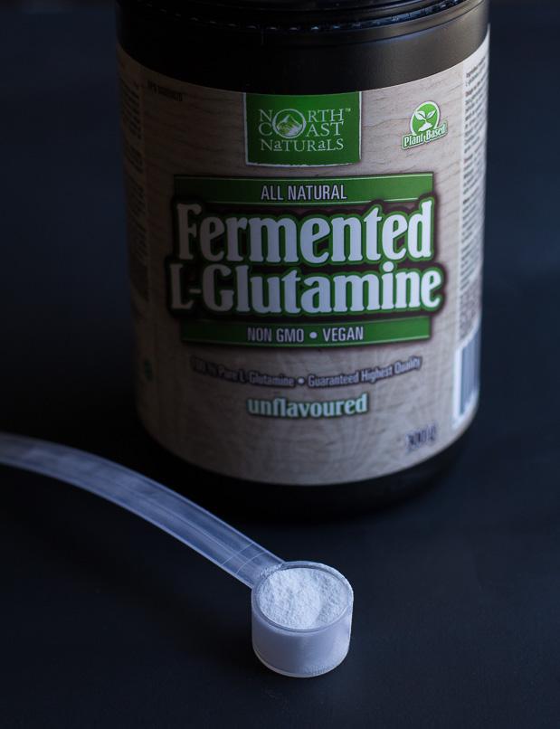 Fermented L-Glutamine