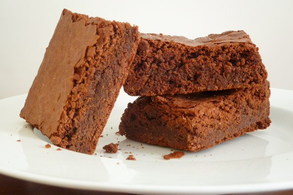 The best Brownies from scratch