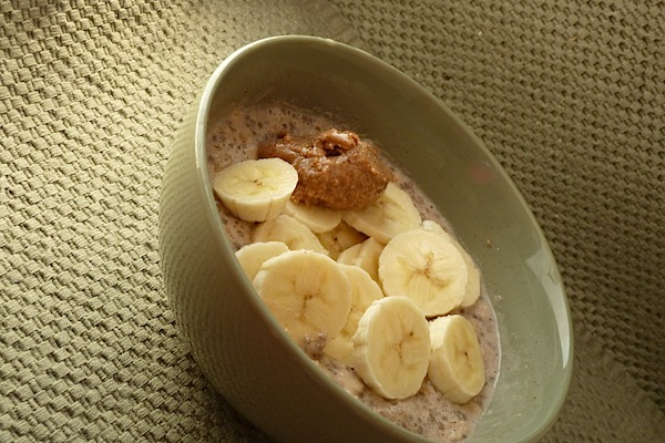 Heating Overnight Oats