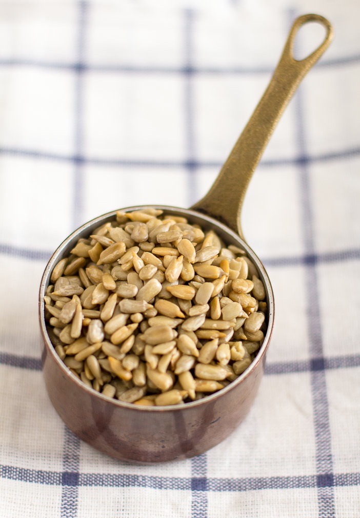 Sunflower Seed Butter Recipe | ediblesoundbites.com