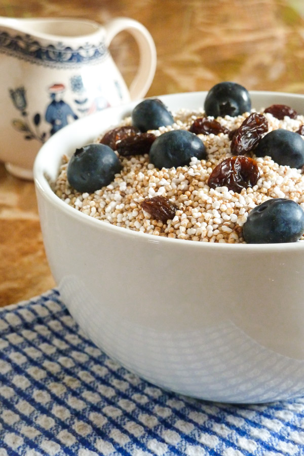 How to make puffed amaranth cereal edible sound bites how to make puffed amaranth cereal ccuart Choice Image