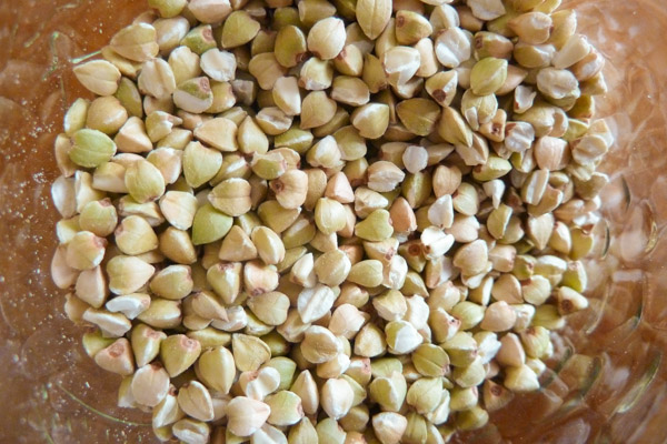Using Buckwheat