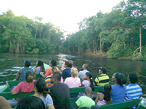 The Caroni Bird Sanctuary