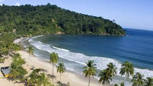 Maracas Beach Where you get the famous Bake & Shark