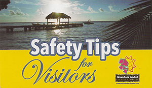 Visitors Safety Tips