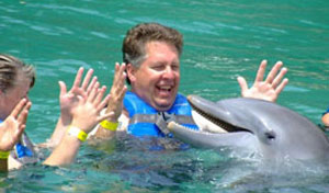 From Ocho Rios pier or nearby hotels,   US $230  per person (Inclusive of Entrance Fee & Shuttle to and from the cove).