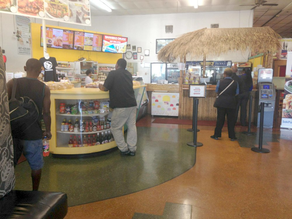 Caribbean Bakery & Restaurant, Orlando, Fl.
