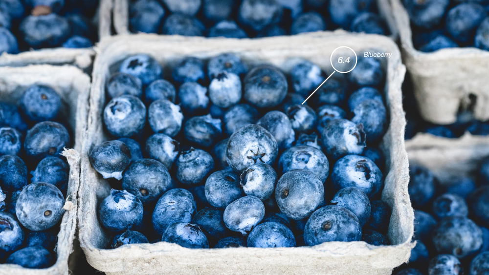 Are these blueberries sustainable?