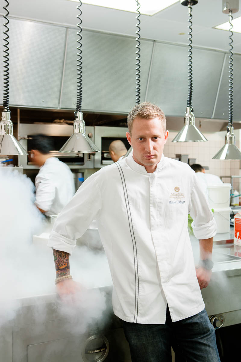 Michael Voltaggio, Winner Top Chef for Pasadena Magazine