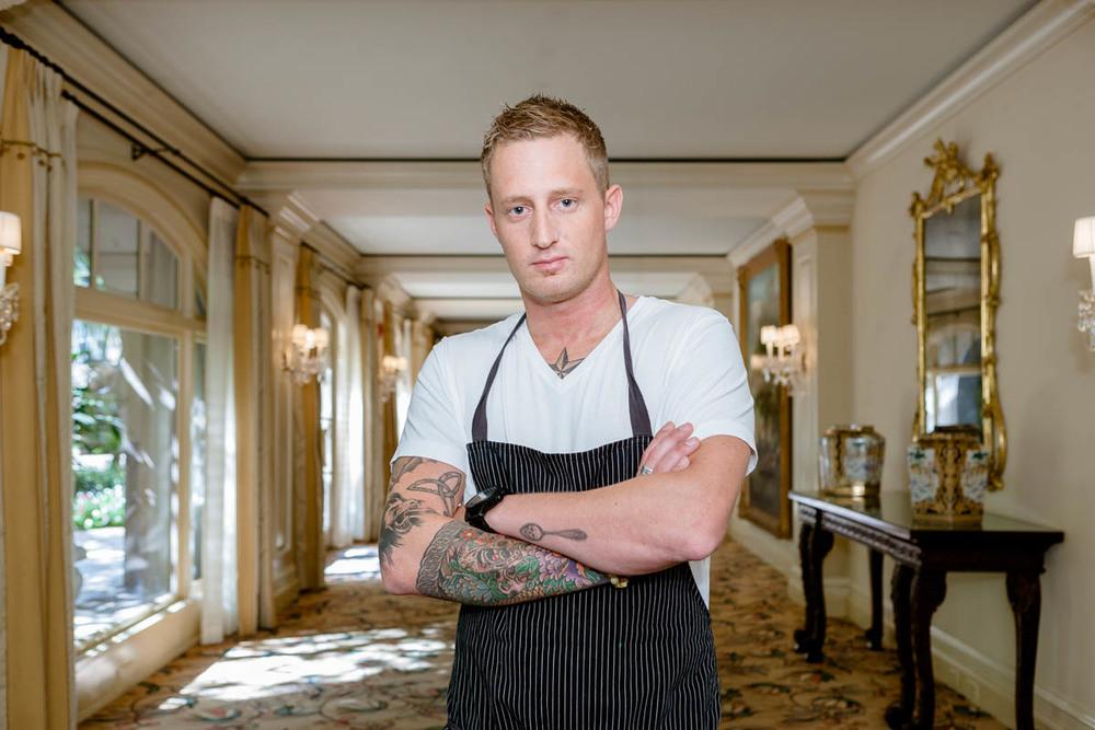 Michael Voltaggio, Winner Top Chef for Pasadena Magazine