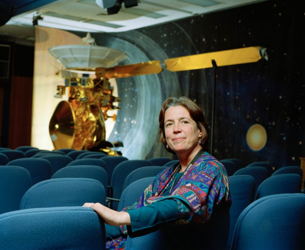 Ann, Rocket Scientist at JPL