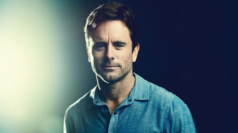 This is Charles Esten, for the record. (Photo by Cameron Powell)