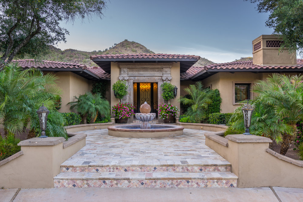 Tatum Canyon Privately Gated Estate