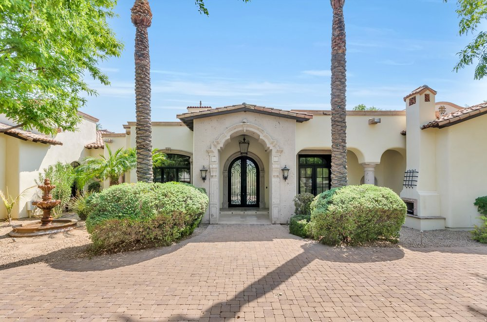 Paradise Valley Private Gated Estate