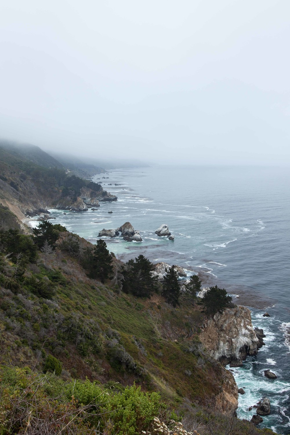 Big Sur, Califorina