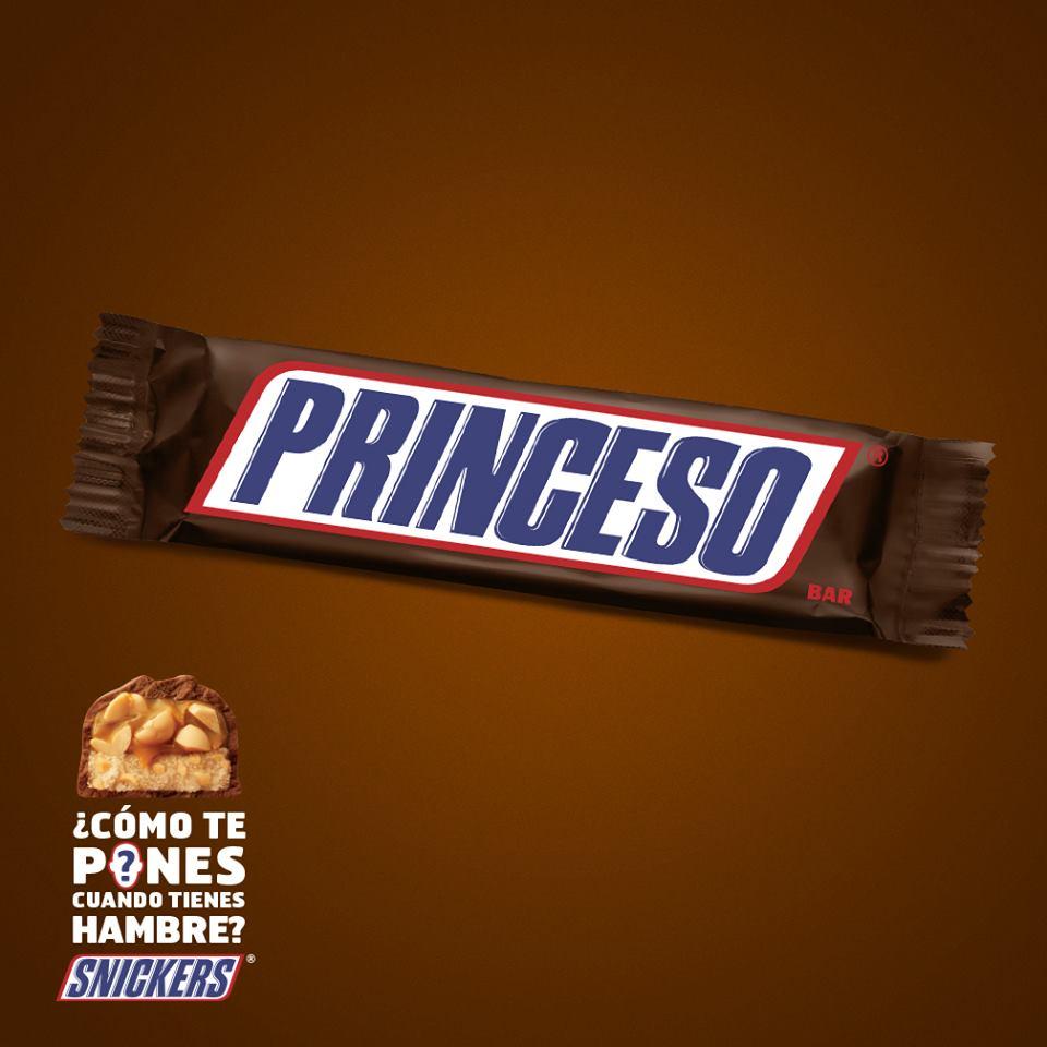 """Snickers sigue evolucionando la campaña """"Así te pones cuando tienes hambre"""" 280b9cf9e43"""