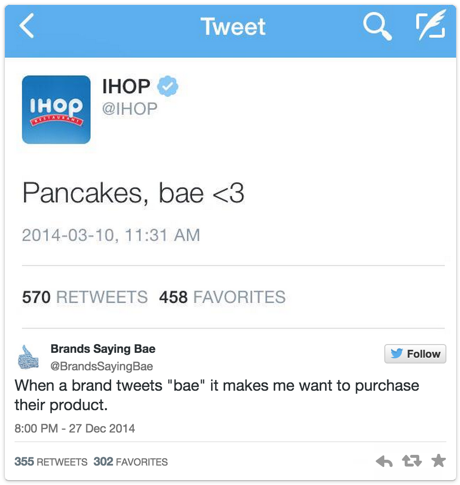 Pancakes Bae