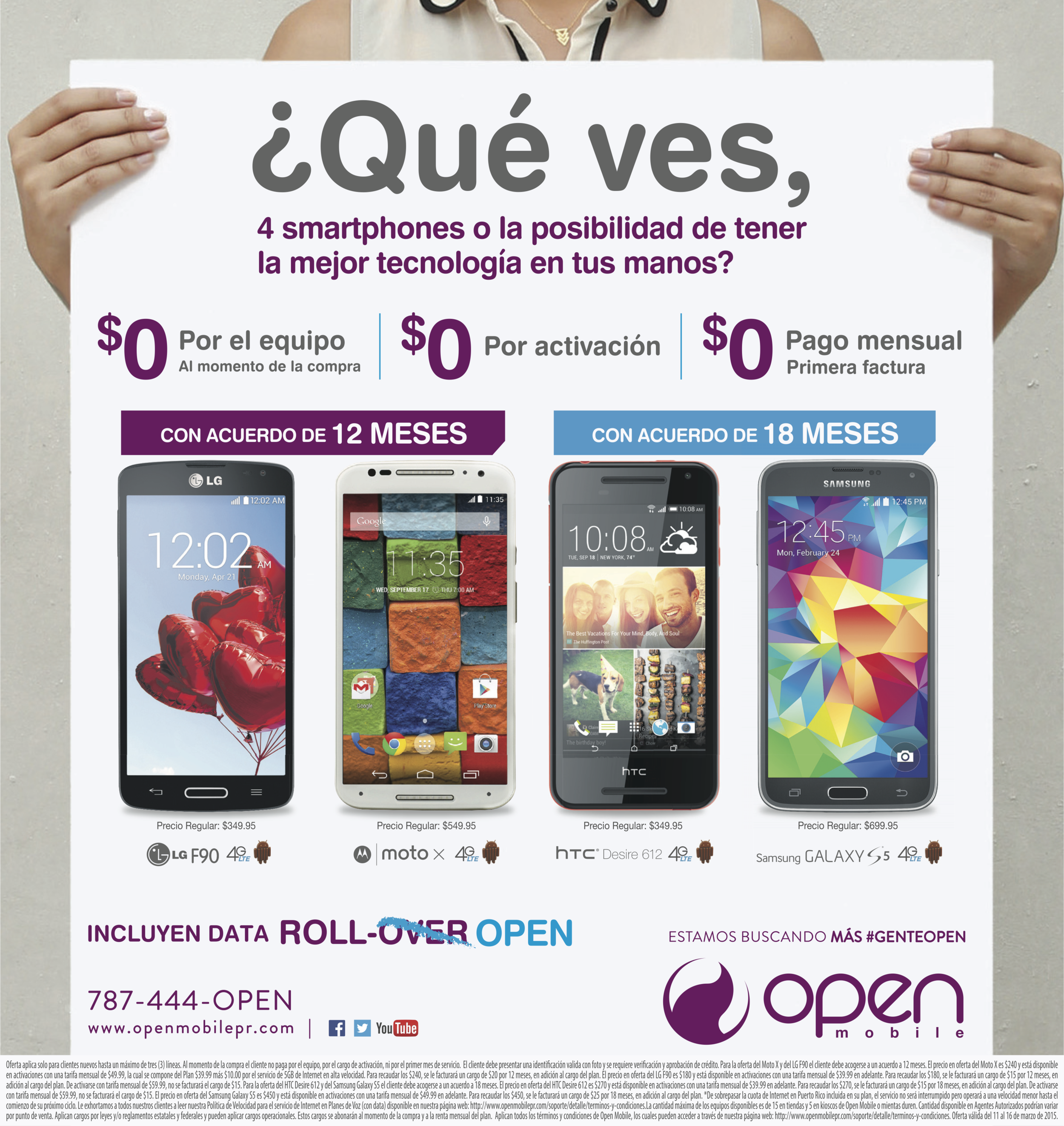 Open Mobile retail