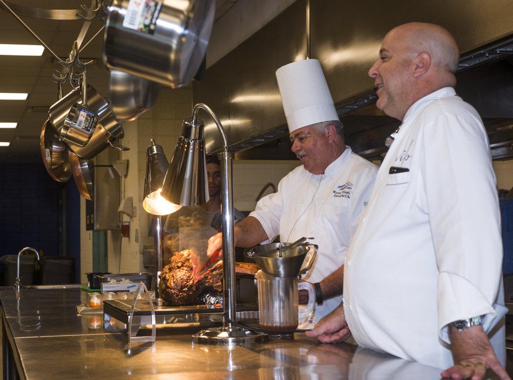 El nuevo menú hace una fusión entre la gastronomía boricua y lo gourmet. ( Foto Suministrada)