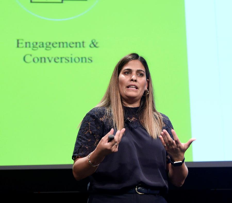 Aisha Burgos, directora de productos digitales de GFR Media