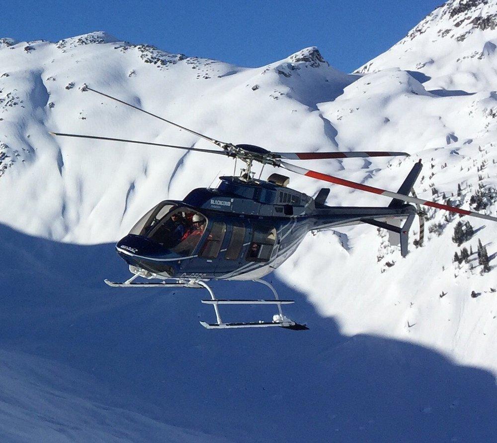 2  x Bell 407