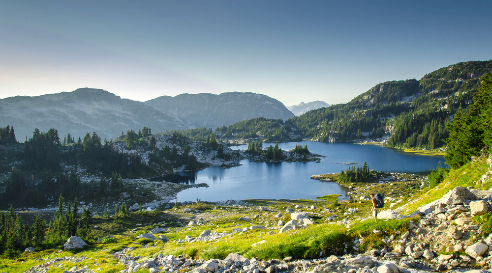 BACKCOUNTRY LAKES -