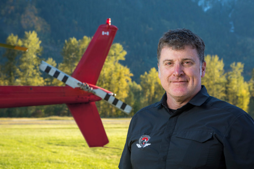 Ben Hawkins - Squamish Base Manager