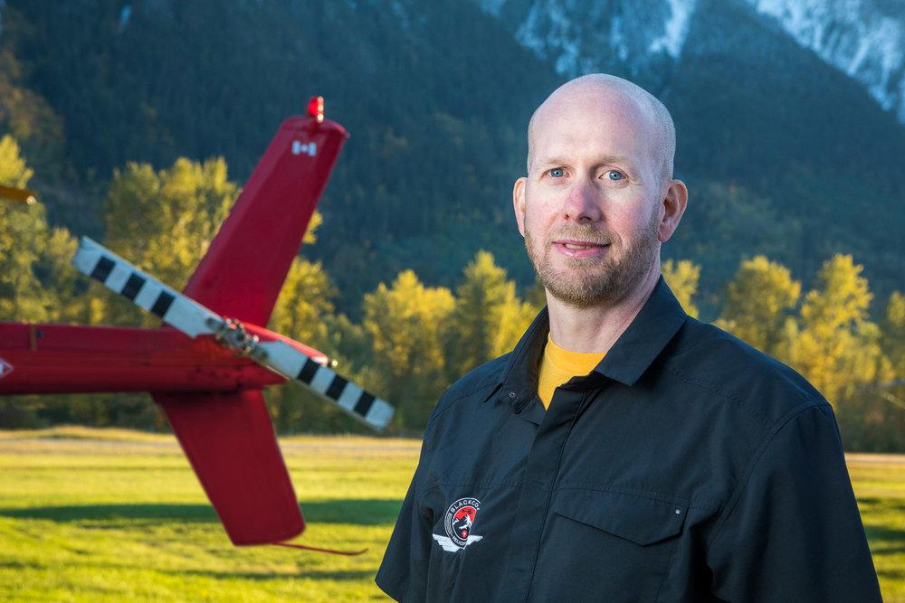 Andrew Murdock - Assistant Chief Pilot