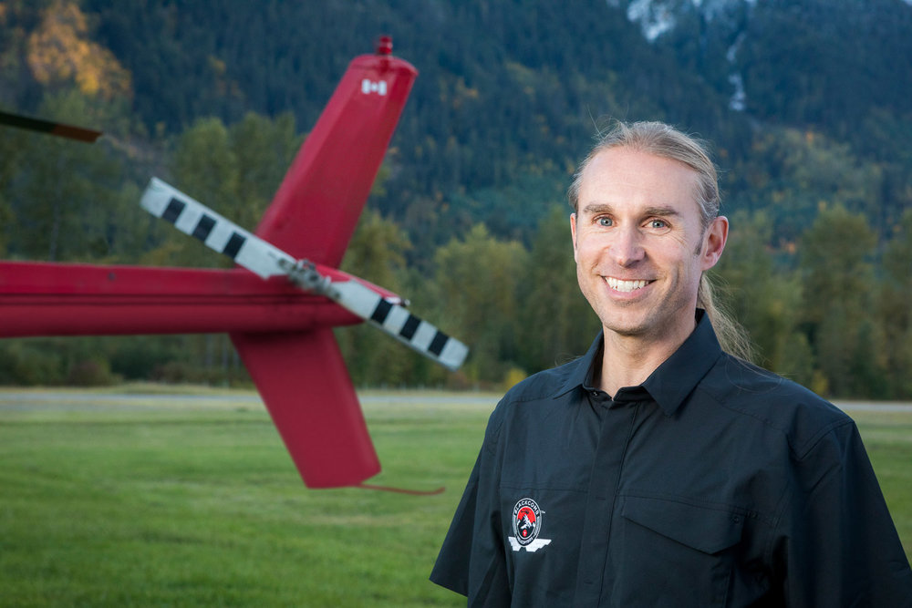 Scott Taylor - Lillooet Base Manager