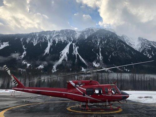 2 x Bell 212 HP/BLR