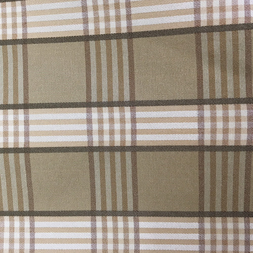 Bismarck  Style: Checks & Plaids ID: 7348 Color: Ochre Retail Price: $24.90 per yard Content: 52% Cotton, 48% Polyester
