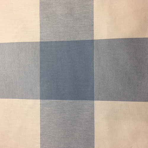 Call Me Buffalo Check  Style: Checks & Plaids ID: 16087 Color: Horizon Retail Price: $21.90 per yard Content: 100% Cotton