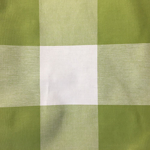 Call Me Buffalo Check  Style: Checks & Plaids ID: 16089 Color: Kiwi Retail Price: $21.90 per yard Content: 100% Cotton