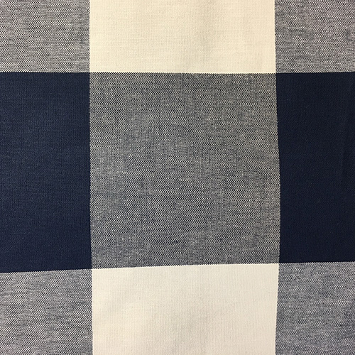 Call Me Buffalo Check  Style: Checks & Plaids ID: 16088 Color: Navy Retail Price: $21.90 per yard Content: 100% Cotton