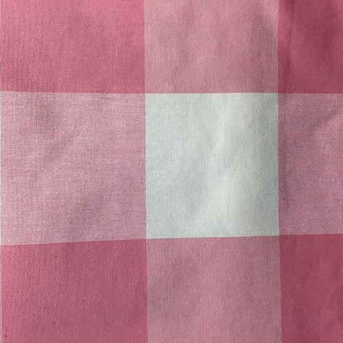 Call Me Buffalo Check  Style: Checks & Plaids ID: 16086 Color: Petal Retail Price: $21.90 per yard Content: 100% Cotton