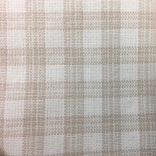 Highland Check  Style: Checks & Plaids ID: 14997 Color: Sand Retail Price: $20.90 per yard Content: 100% Cotton